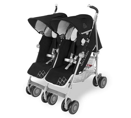 Maclaren Double Strollers